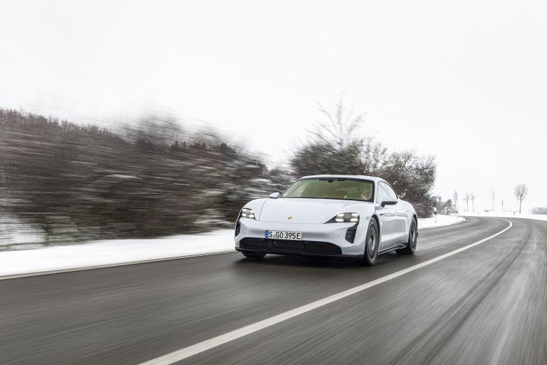 2021 Porsche Taycan 617398