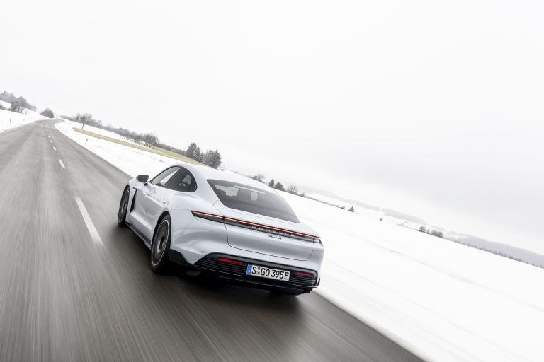 2021 Porsche Taycan 617402