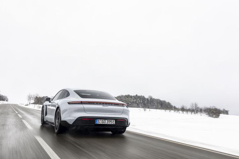 2021 Porsche Taycan 617405