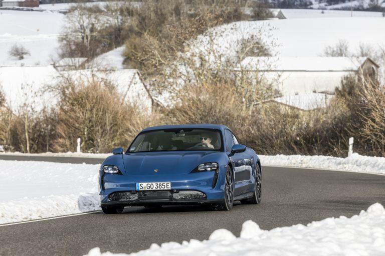 2021 Porsche Taycan 617432