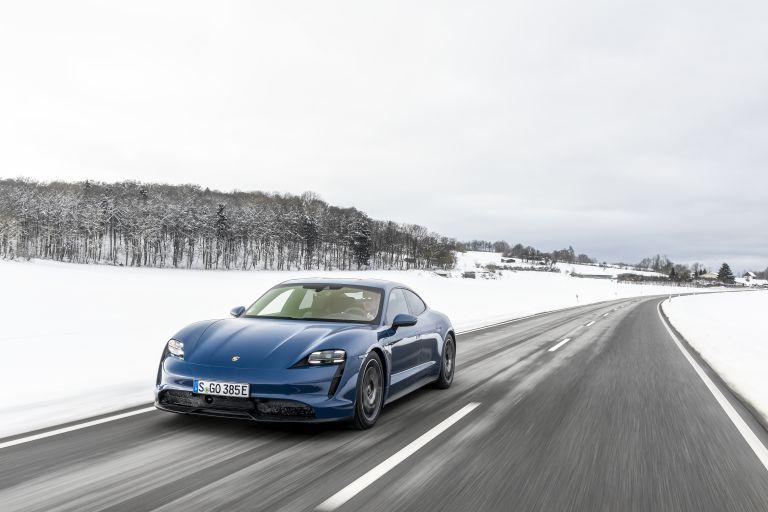 2021 Porsche Taycan 617437