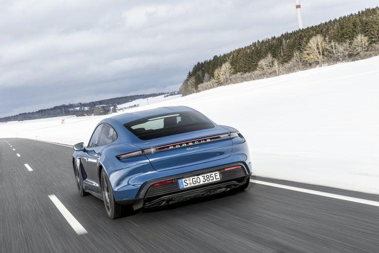 2021 Porsche Taycan 617439
