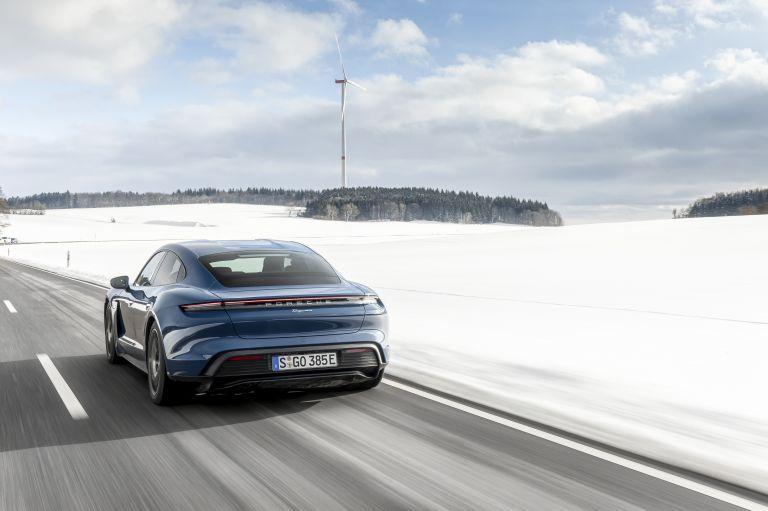 2021 Porsche Taycan 617442