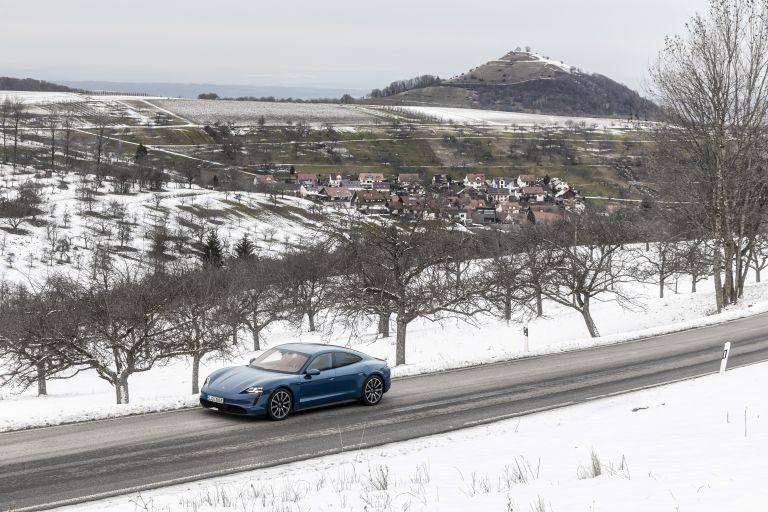 2021 Porsche Taycan 617445