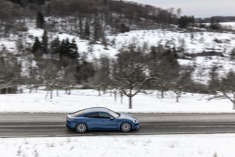 2021 Porsche Taycan 617446