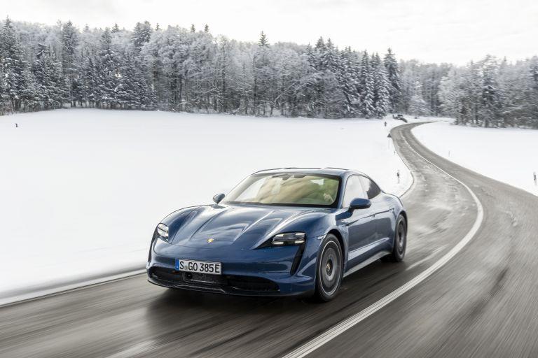 2021 Porsche Taycan 617451