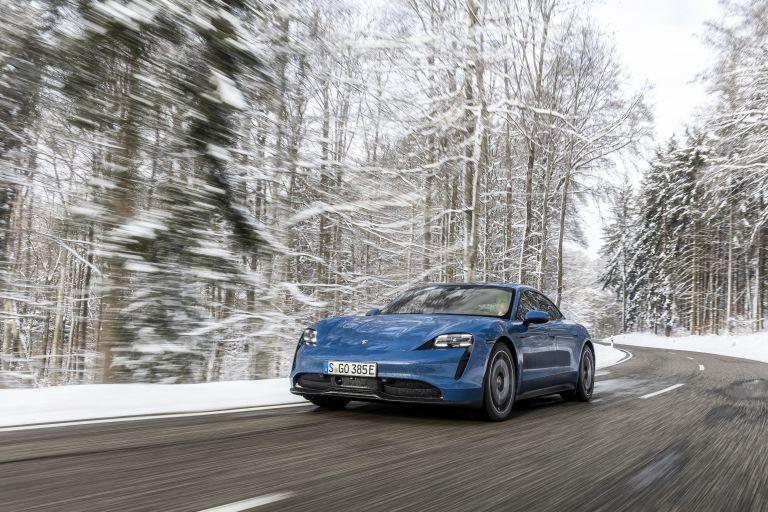 2021 Porsche Taycan 617455