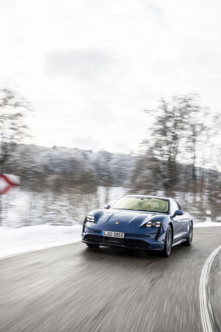 2021 Porsche Taycan 617458
