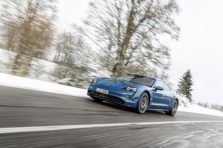 2021 Porsche Taycan 617460