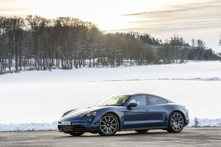 2021 Porsche Taycan 617461