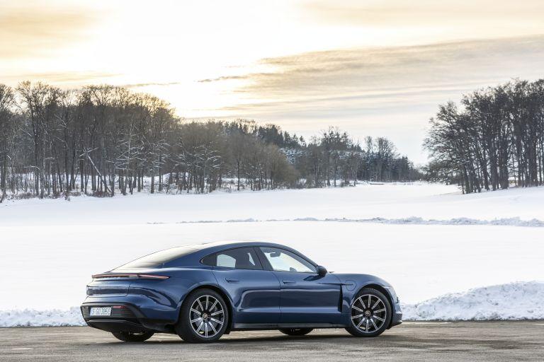 2021 Porsche Taycan 617462
