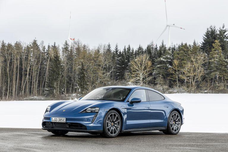 2021 Porsche Taycan 617463