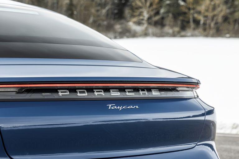 2021 Porsche Taycan 617470