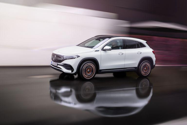 2021 Mercedes-Benz EQA 617484