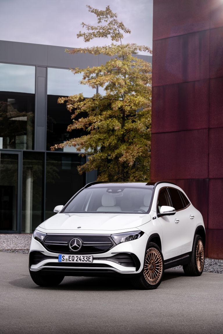2021 Mercedes-Benz EQA 617503