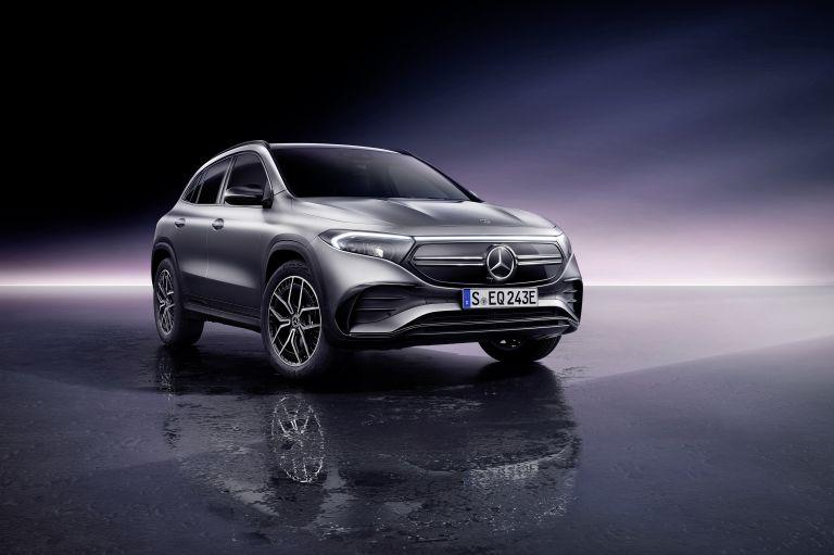 2021 Mercedes-Benz EQA 617534