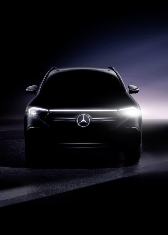 2021 Mercedes-Benz EQA 617544