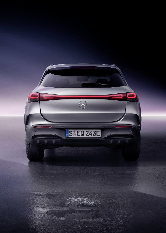2021 Mercedes-Benz EQA 617545