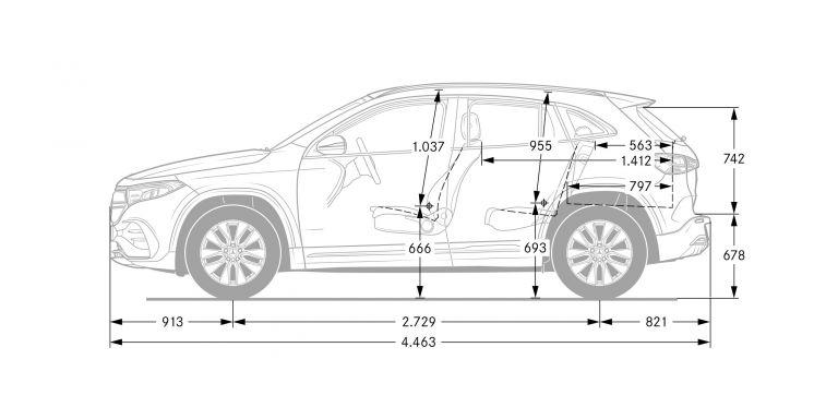 2021 Mercedes-Benz EQA 617574