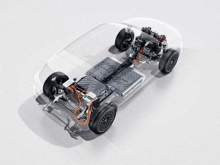 2021 Mercedes-Benz EQA 617581