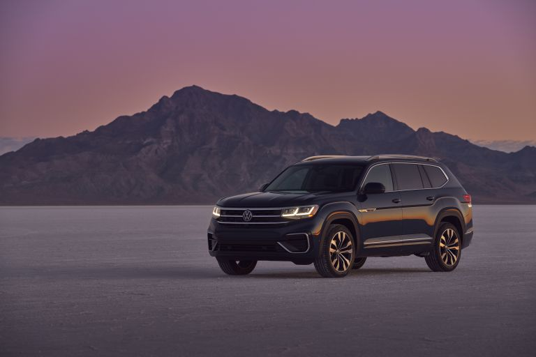 2021 Volkswagen Atlas SEL R-Line 4Motion 617855