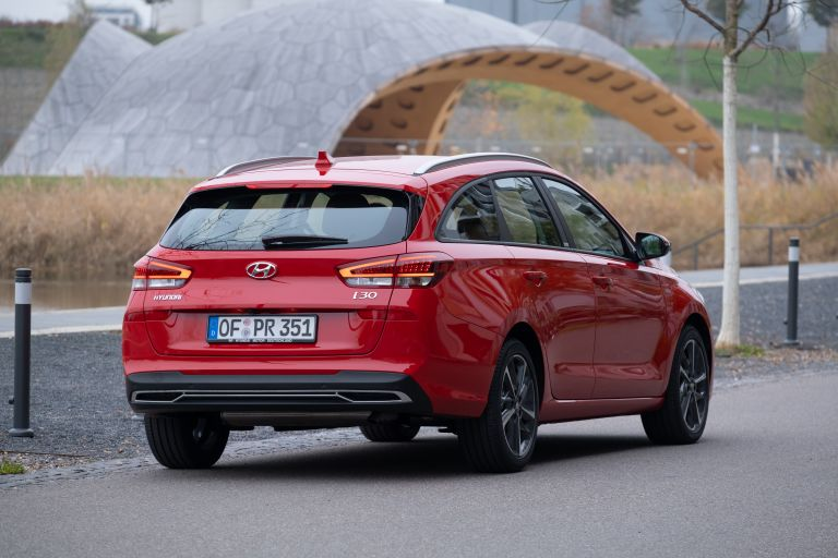 2021 Hyundai i30 Wagon 618701