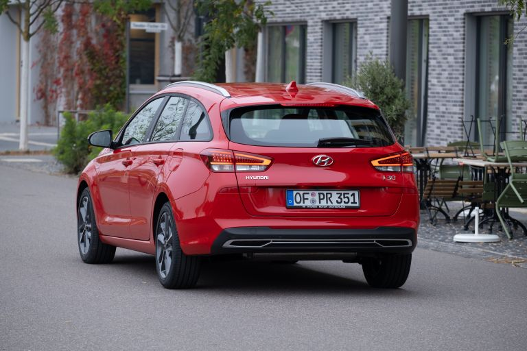 2021 Hyundai i30 Wagon 618702