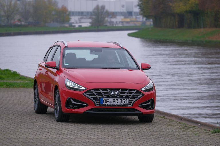 2021 Hyundai i30 Wagon 618705