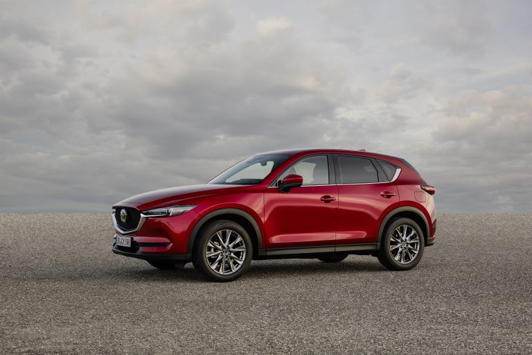 2021 Mazda CX-5 618942