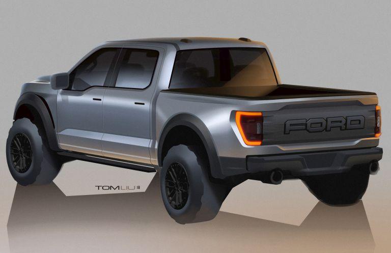 2021 Ford F-150 Raptor 619983
