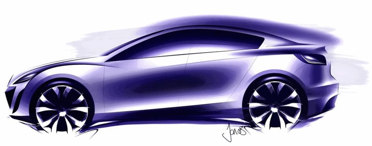 2008 Mazda 3 sketches 230640