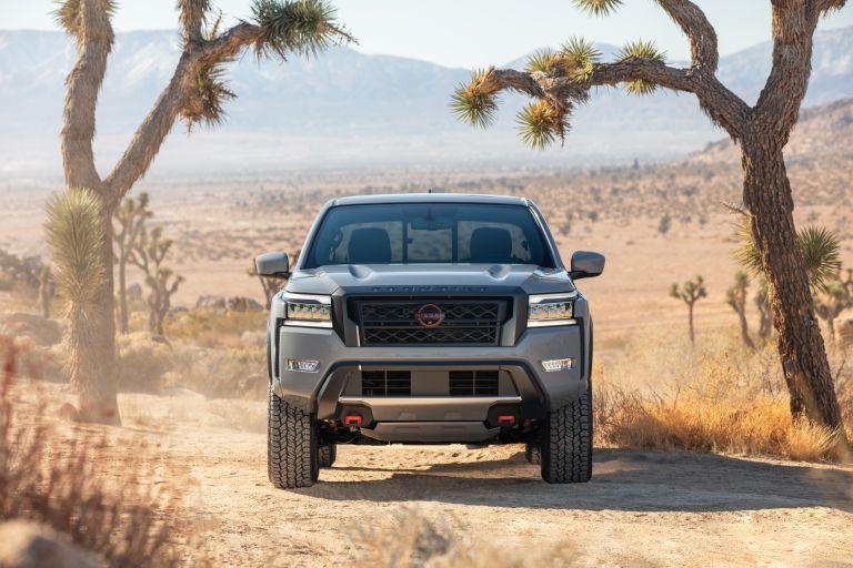 2022 Nissan Frontier 620284