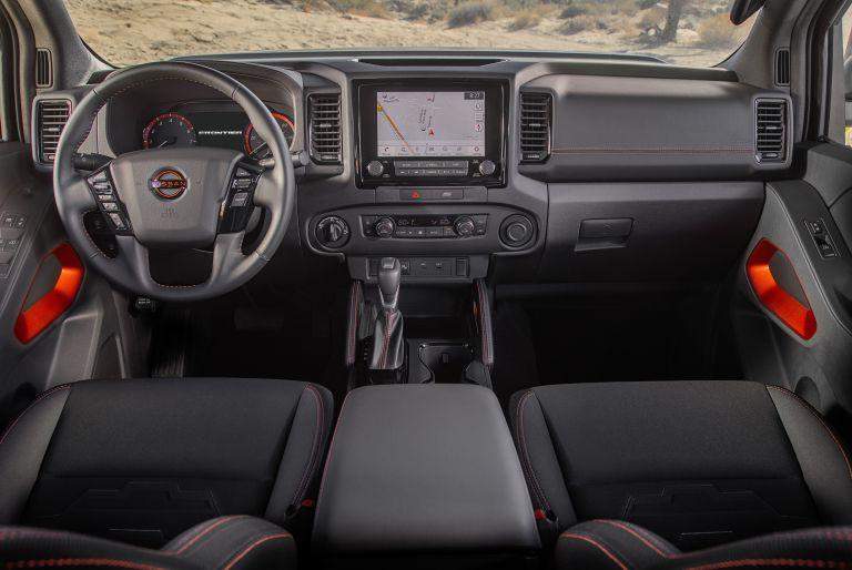 2022 Nissan Frontier 620298
