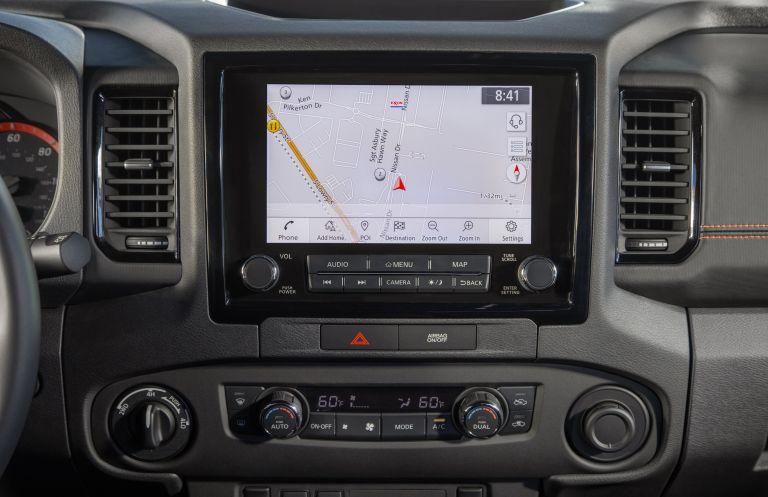 2022 Nissan Frontier 620304