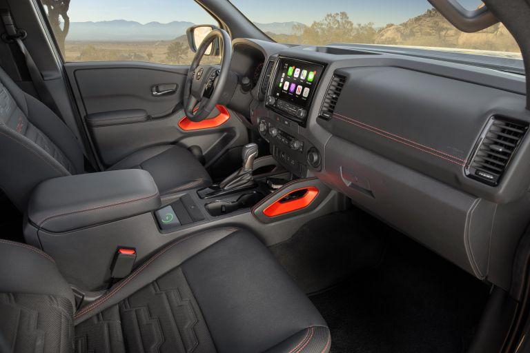 2022 Nissan Frontier 620309