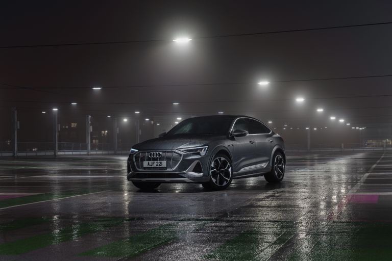 2021 Audi e-tron S Sportback quattro - UK version 621021