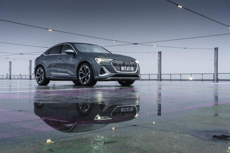 2021 Audi e-tron S Sportback quattro - UK version 621022