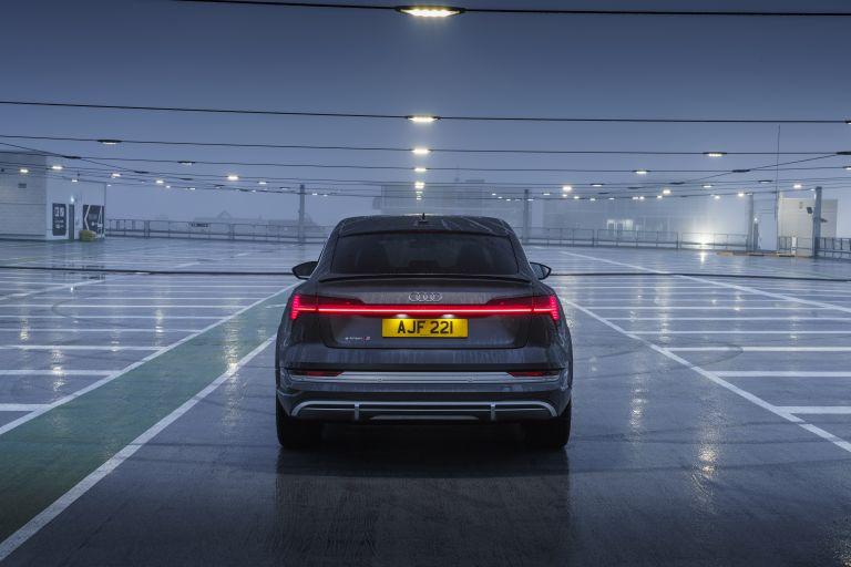 2021 Audi e-tron S Sportback quattro - UK version 621027
