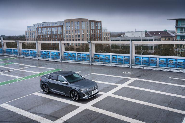 2021 Audi e-tron S Sportback quattro - UK version 621028