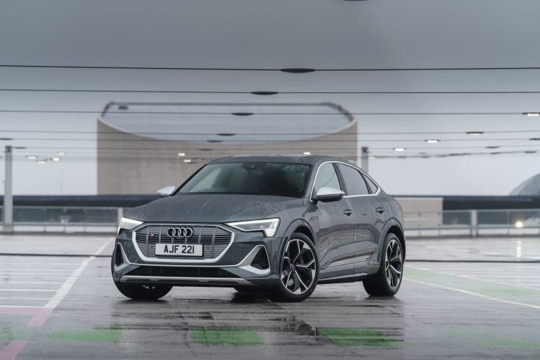 2021 Audi e-tron S Sportback quattro - UK version 621031