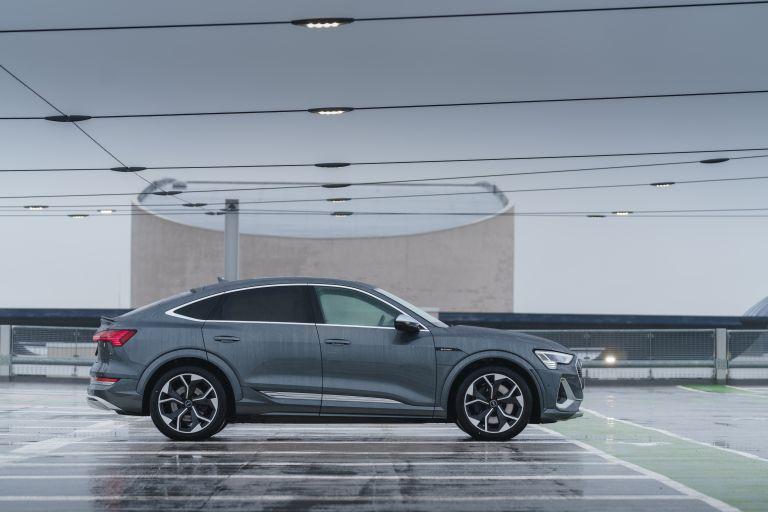 2021 Audi e-tron S Sportback quattro - UK version 621032