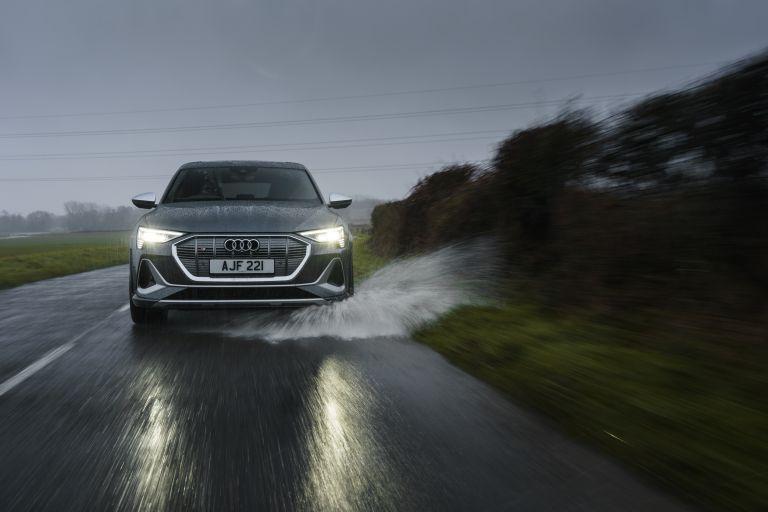 2021 Audi e-tron S Sportback quattro - UK version 621043