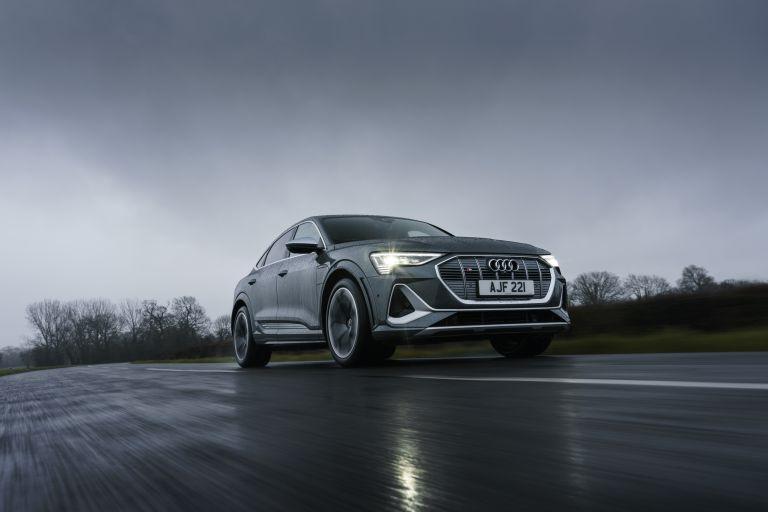 2021 Audi e-tron S Sportback quattro - UK version 621047