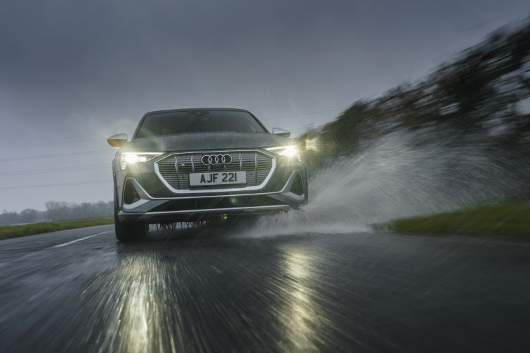 2021 Audi e-tron S Sportback quattro - UK version 621049