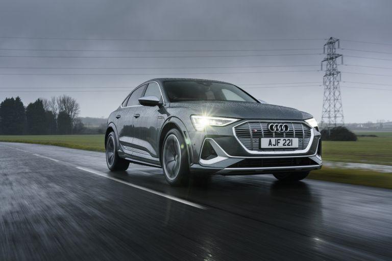 2021 Audi e-tron S Sportback quattro - UK version 621051