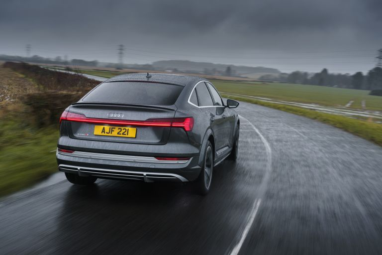 2021 Audi e-tron S Sportback quattro - UK version 621056