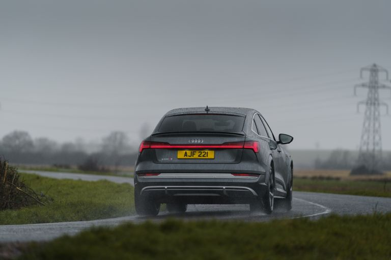 2021 Audi e-tron S Sportback quattro - UK version 621067
