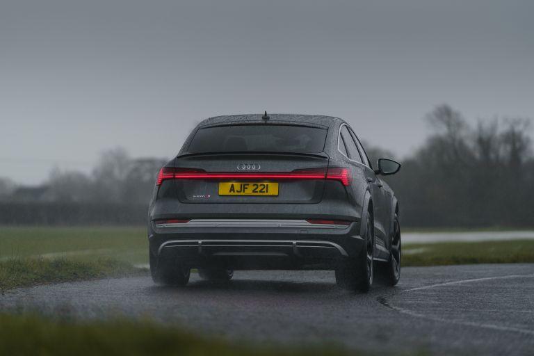 2021 Audi e-tron S Sportback quattro - UK version 621068