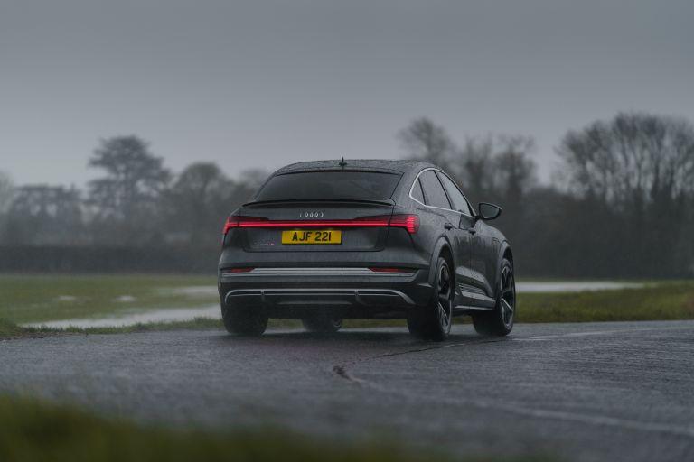 2021 Audi e-tron S Sportback quattro - UK version 621069
