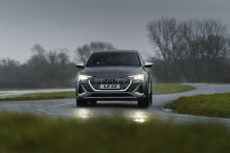 2021 Audi e-tron S Sportback quattro - UK version 621070